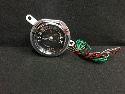 1953-1955 Corvette Tachometer Electronic