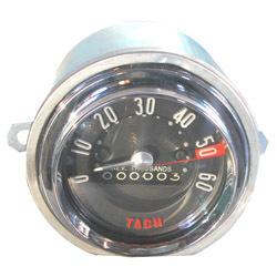 1958 Corvette Tachometer