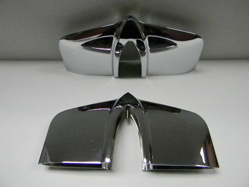 Corvette grille tooth