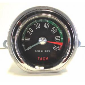 1960 Early Corvette Tachometer