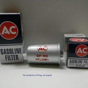 Corvette gas filter