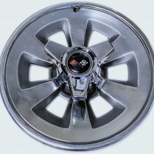 1965 Corvette Hubcap Part #1039. 1