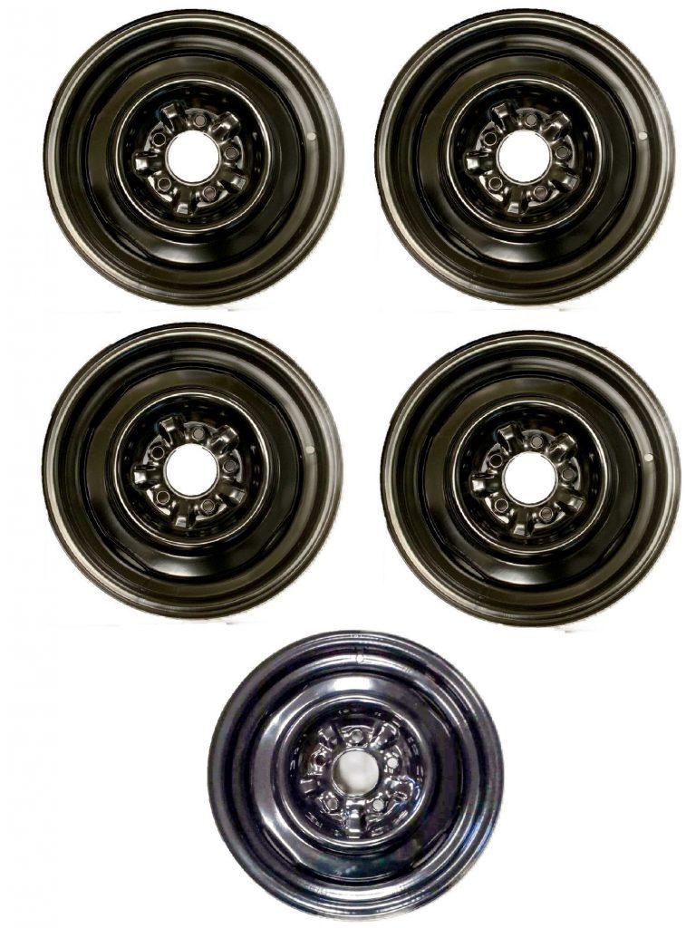 Corvette Steel Wheels