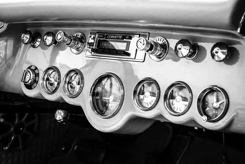 Corvette C1 Parts