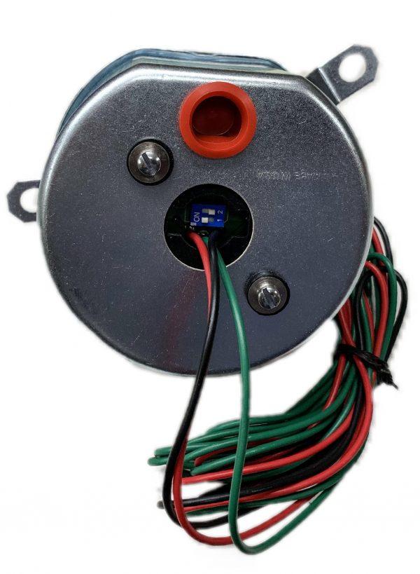 Corvette electronic tachometer