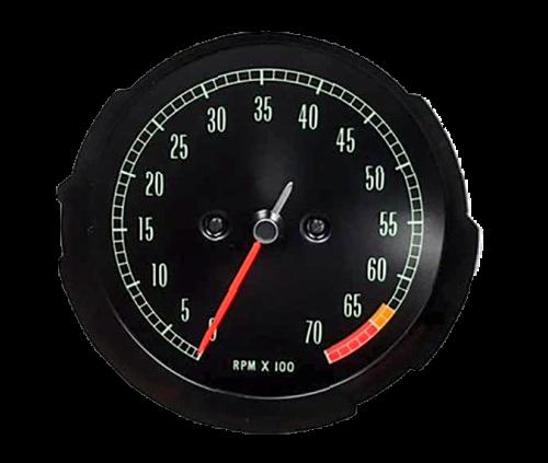 Corvette Tachometer