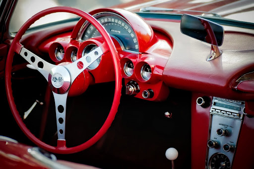 Corvette fuel filter